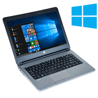Laptopuri Refurbished cu Windows