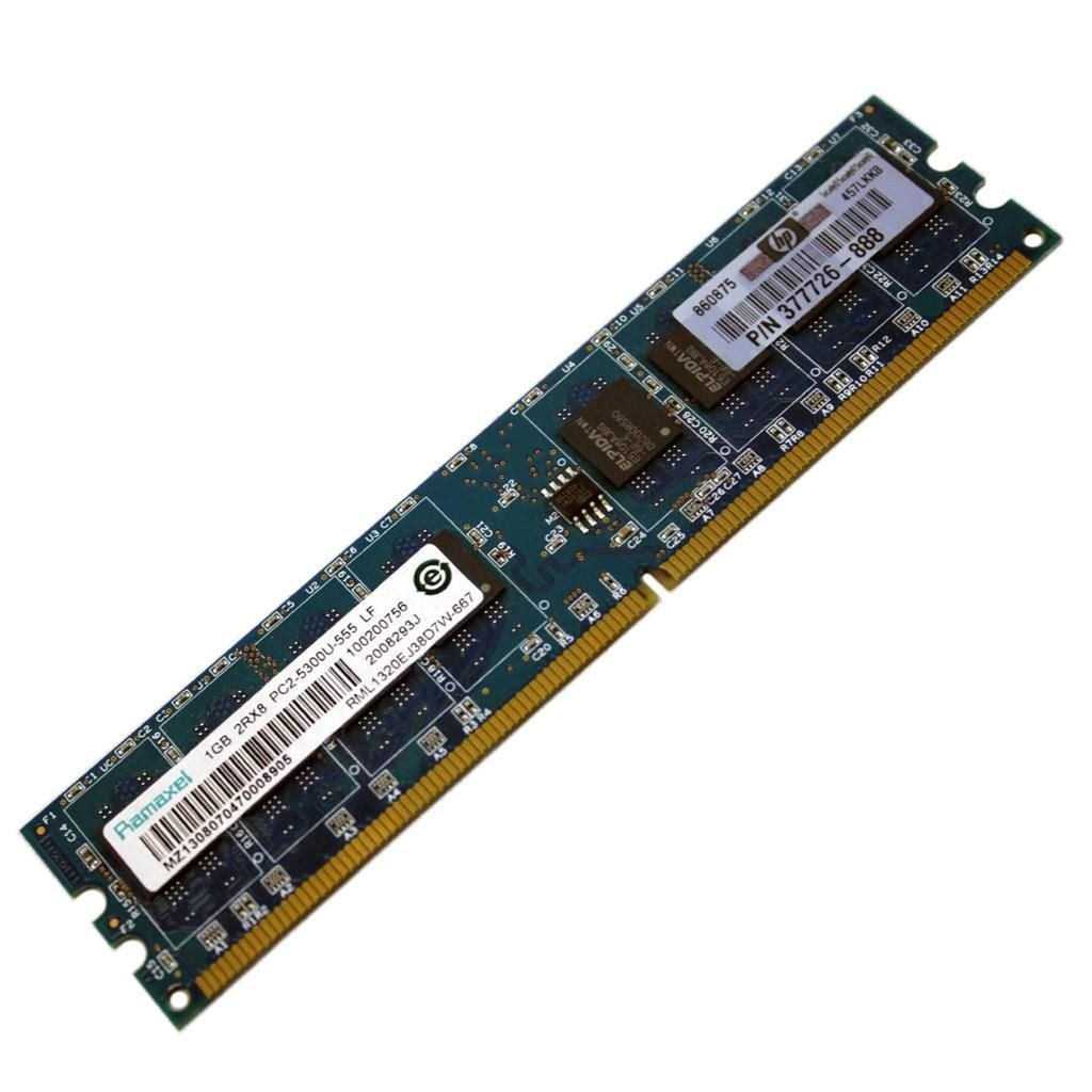 Memorie  Ddr2 2 Gb 800 Mhz Ramexel - Second Hand