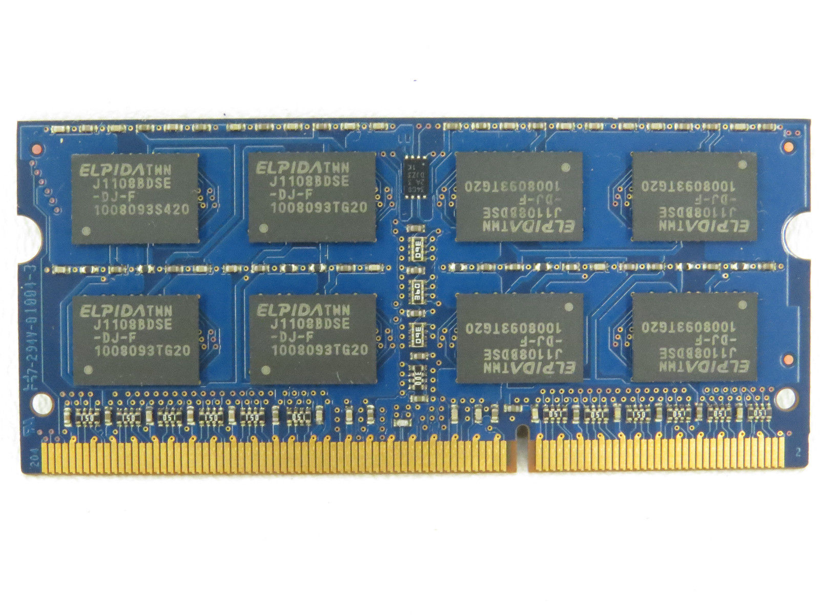 Memorie Notebook Ddr3 2 Gb 1066 Mhz Elpida - Second Hand