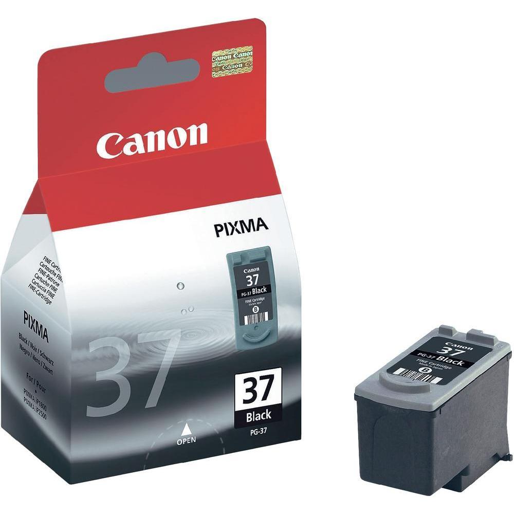 Cartus Canon Pg-37 Black
