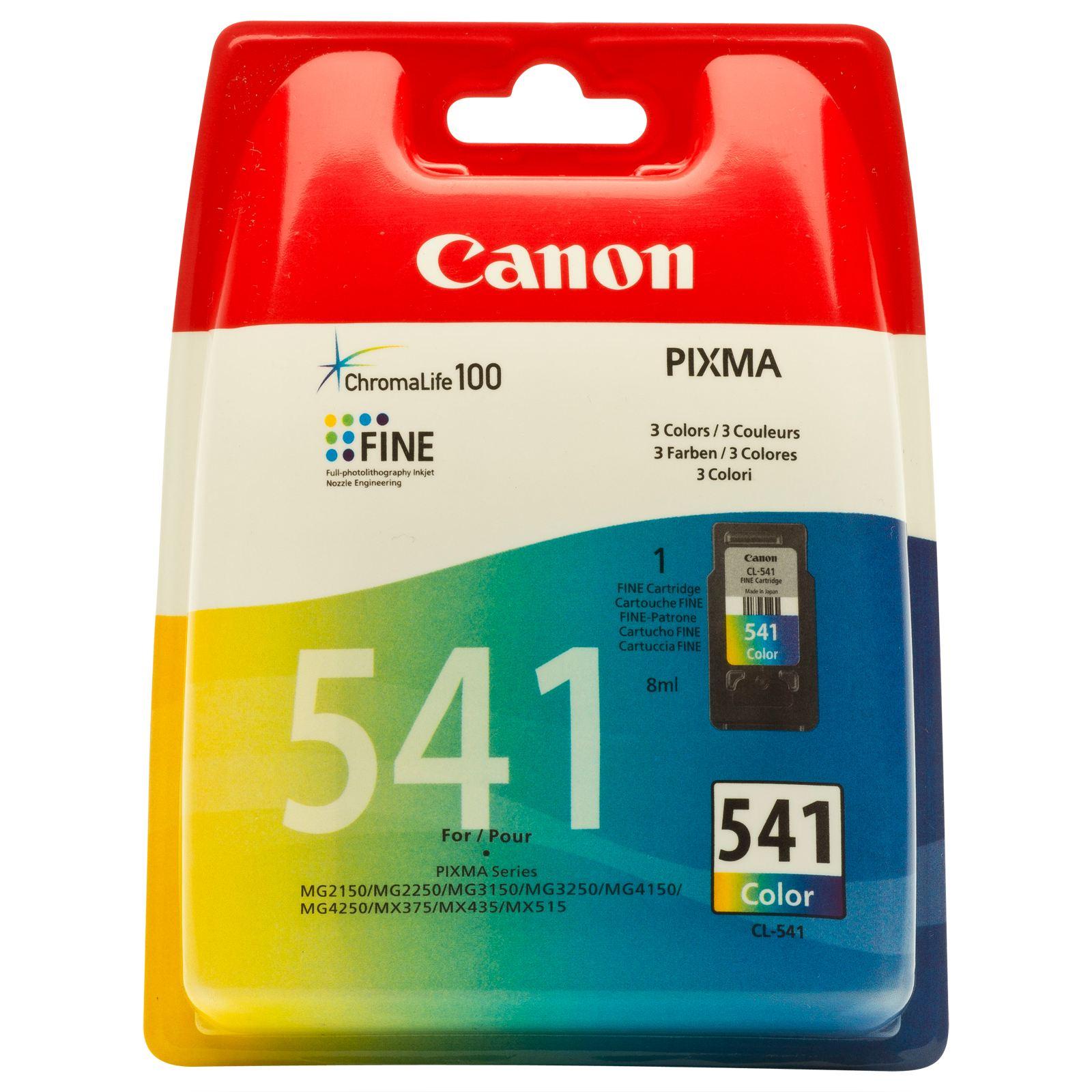 Cartus Canon Cl-541 Color