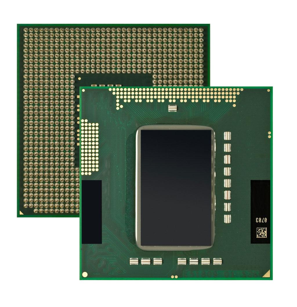 Procesor Notebook Intel Core I5-2520m 2.50 Ghz