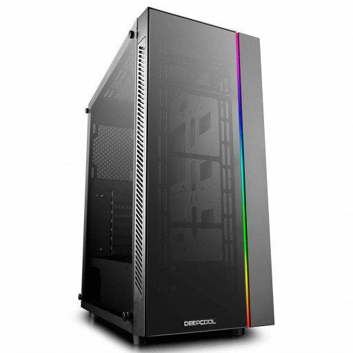 Carcasa DeepCool MATREXX 55 ADD-RGB, ATX, fara sursa - Black