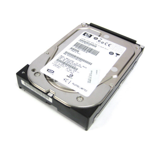 "HDD server 147 GB SAS HP 3.5"" 15k RPM - second hand"
