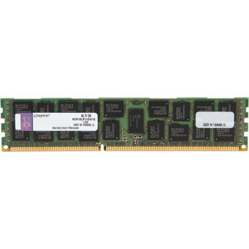 Memorie DDR3 REG 16GB 1600 MHz Kingston - second hand