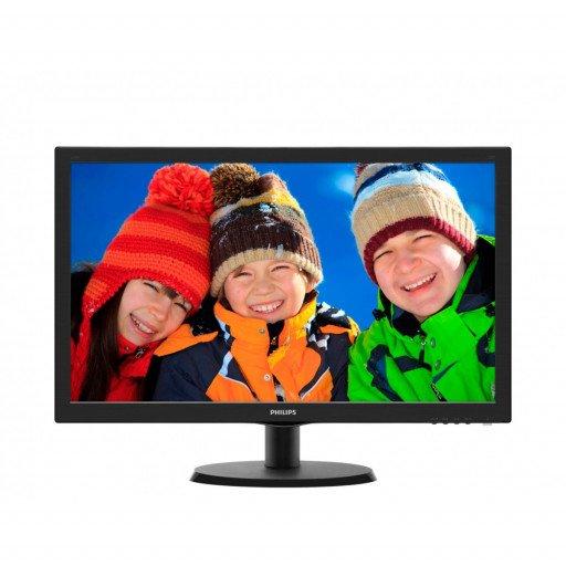 Philips 223V5LHSB/00, 21.5 inch LED, 1920 x 1080 Full HD, 16:9, HDMI
