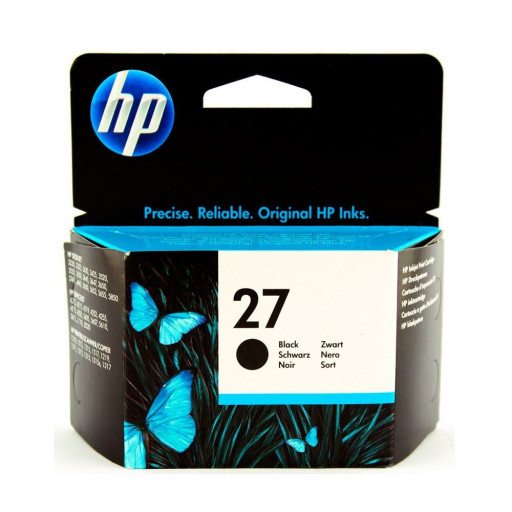 Cartus HP C8727AE Nr. 27 - Black
