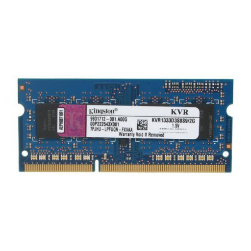 Memorie notebook DDR3 2GB 1333 MHz Hynix