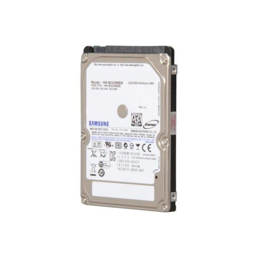 "HDD notebook 320 GB S-ATA Samsung  2.5"" - second hand"