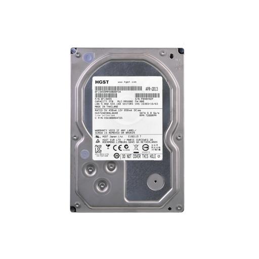 "HDD 3 TB HGST HUS724030ALA640 SATA-III 3.5"" - second hand"