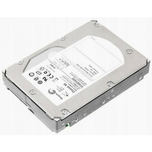"HDD 400 GB Seagate SAS 10k RPM 3.5"" - second hand"