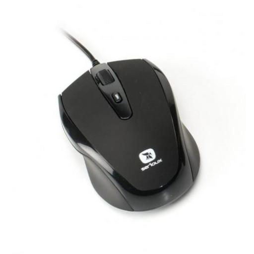 Mouse Serioux Pastel 3300 cu USB