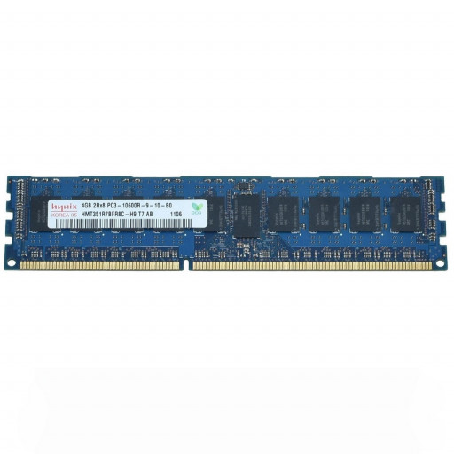 Memorie DDR3 REG 4GB 1333 MHz Hynix - second hand