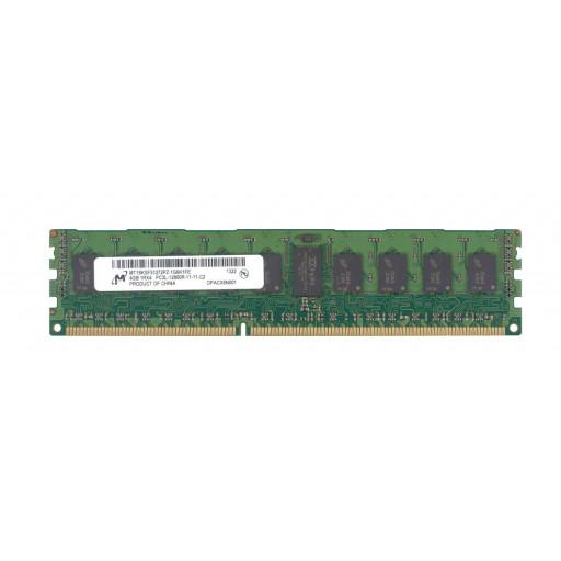 Memorie server DDR3 REG 4GB 1333 MHz Micron Technology PC3L-10600R - second hand