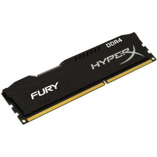 Memorie DDR4 4GB 2133 MHz Kingston Hyperx Fury Black - second hand