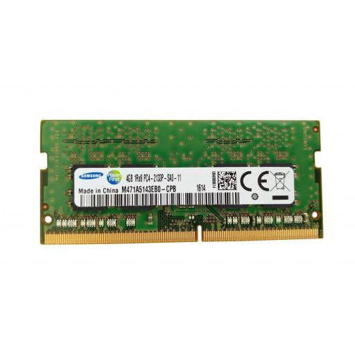 Memorie notebook DDR4 4GB 2133 MHz Samsung - second hand