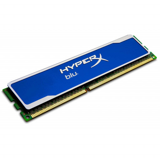 Memorie DDR3 2GB 1333 MHz Kingston HyperX Blu - second hand