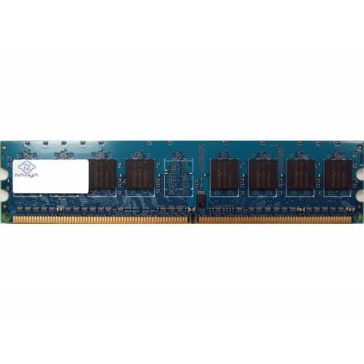 Memorie RAM second hand de la Nanya 4 GB DDR3, 1333 MHz, PC3-10600