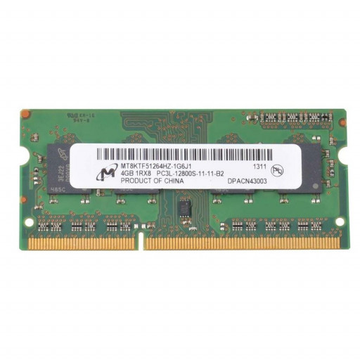 Memorie notebook DDR3 4GB 1600MHz Micron