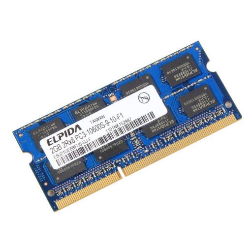 Memorie notebook DDR3 4GB 1600 MHz Elpida - second hand