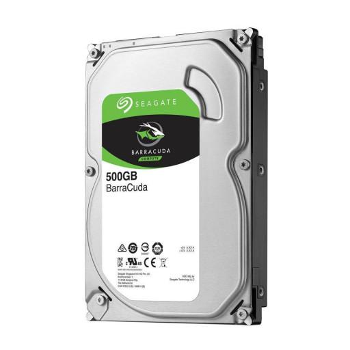 "HDD 500 GB Seagate Barracude ST500DM009 SATA-III 3.5"" - second hand"