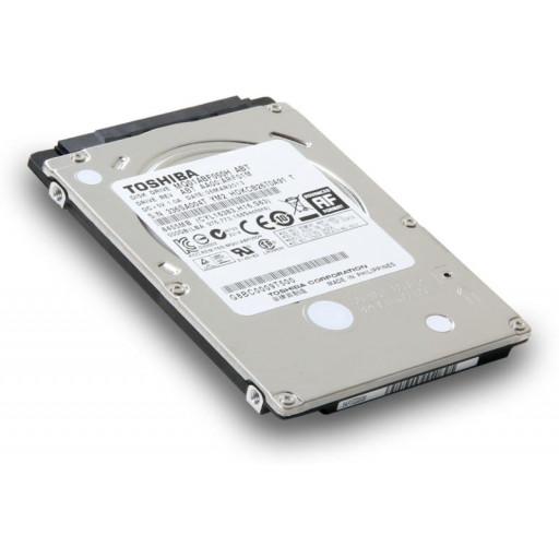 "HDD notebook 500GB S-ATA Toshiba 2.5"" - reconditionat"