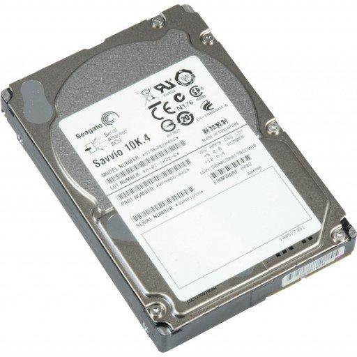 "HDD 600 GB Seagate Savvio SAS 10k RPM 2.5"" - second hand"