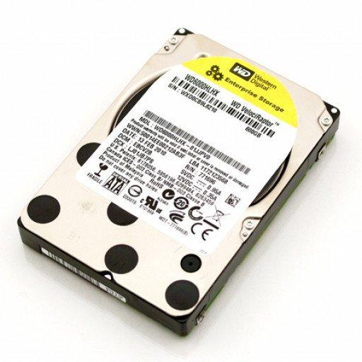 """HDD WD VelociRaptor 600 GB SATA-III 10000 RPM 2.5"""""""