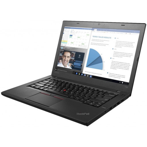 Lenovo ThinkPad T460 14 inch LED, Intel Core i5-6200U 2.30GHz, 8GB DDR3, 256GB SSD, Webcam