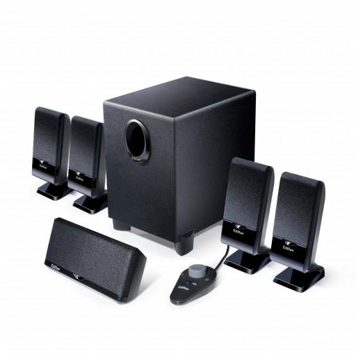 Boxe 5.1 Edifier M1550, 26W, Remote Control, Black