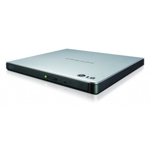 DVD Writer portabil LG GP57ES40 argintiu