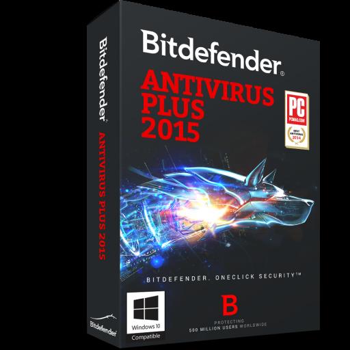 Prelungire Licenta Bitdefender Antivirus Plus 2015 3 PC - 12 luni