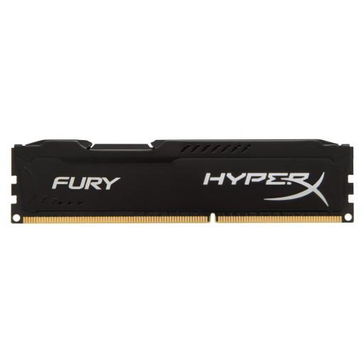 Memorie DDR3 4GB 1333 MHz Kingston HyperX Fury Black - second hand