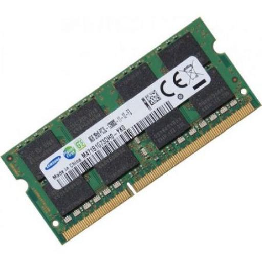 Memorie notebook DDR3 8GB 1600 MHz sAMSUNG - second hand