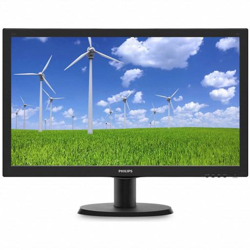 243S5LDAB/00 Full HD (1920 x 1080) DVI-D (digital, HDCP)VGA (Analogue) HDMI 1.4 speakers 2x2w