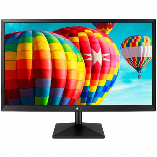 Monitor LED LG 27MK430H-B 27'' FreeSync, IPS, 1920x1080, 75Hz, 250cd, 178/178, 1000:1, 5ms, AntiGlare, VGA, HDMI, Audio out, VESA 100X100
