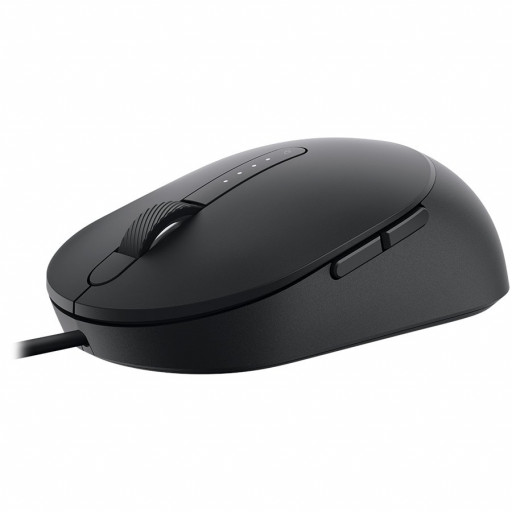 Dell Laser Wired Mouse - MS3220 - Black