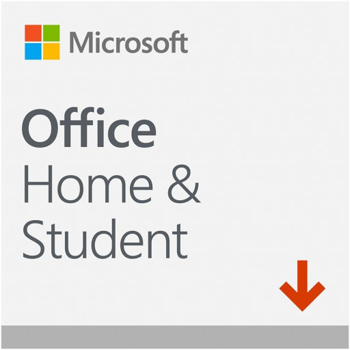 Office Home and Student 2019 English EuroZone Medialess P6