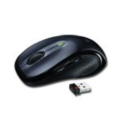 LOGITECH Wireless Mouse M510 (Wireless, Laser,5 btn), Black