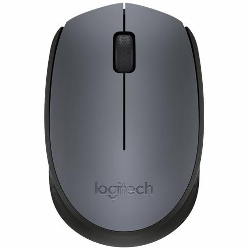 LOGITECH Wireless Mouse M170 - EMEA -  GREY