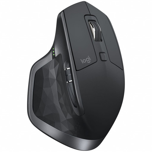 LOGITECH MX Master Wireless Mouse - BT - EMEA - METEORITE B2B - BUSINESS