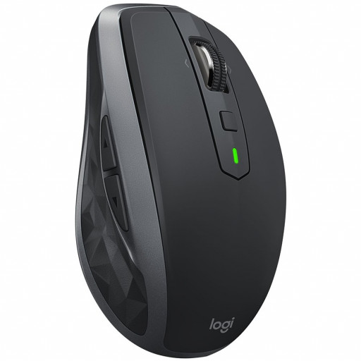 LOGITECH MX Anywhere 2 Wireless Mobile Mouse - BT - EMEA - METEORITE B2B - BUSINESS