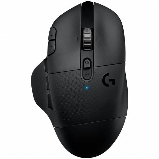 LOGITECH G604 LIGHTSPEED Wireless Gaming Mouse-BLACK-2.4GHZ/BT-EER2-#933