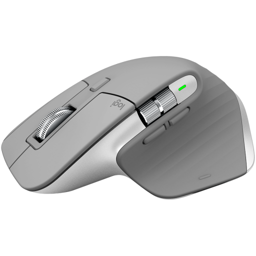 LOGITECH MOUSE,HERZOG MAC,IN-HOUSE/EMS,NO LANG,EMEA,SPACE GREY,RETAIL,BT,MR0077