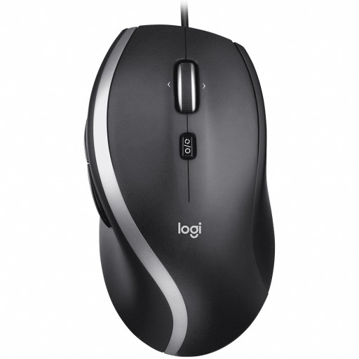 LOGITECH Advanced Corded Mouse M500s-BLACK-USB-EMEA-ARCA HENDRIX UPLIFT