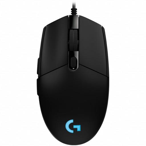 LOGITECH G203 LIGHTSYNC Gaming Mouse - BLACK - EMEA