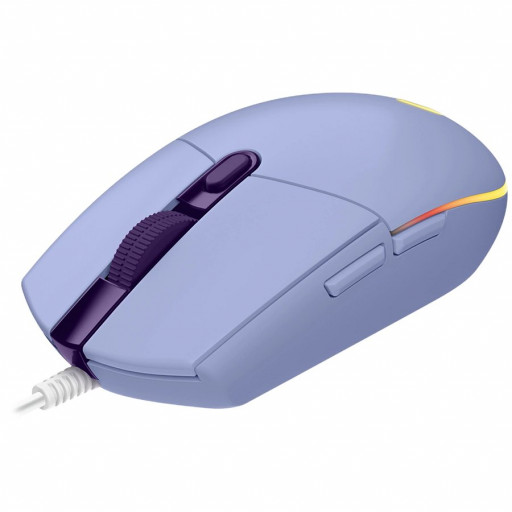 LOGITECH G102 LIGHTSYNC - LILAC - USB - EER - G102 LIGHTSYNC