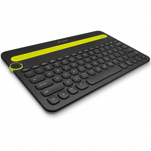 LOGITECH Bluetooth Keyboard K480 - INTNL - US International Iayout - BLACK