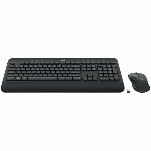 LOGITECH MK545 Advanced Wireless Keyboard and Mouse Combo - US INT'L - 2.4GHZ - INTNL