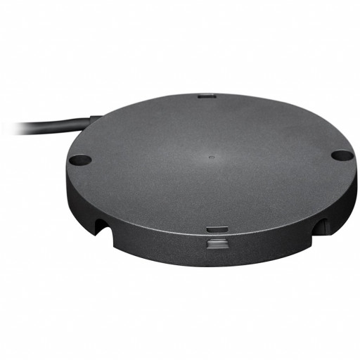 LOGITECH Rally Mic Pod Hub - GRAPHITE - USB - WW - MIC SPLITTER